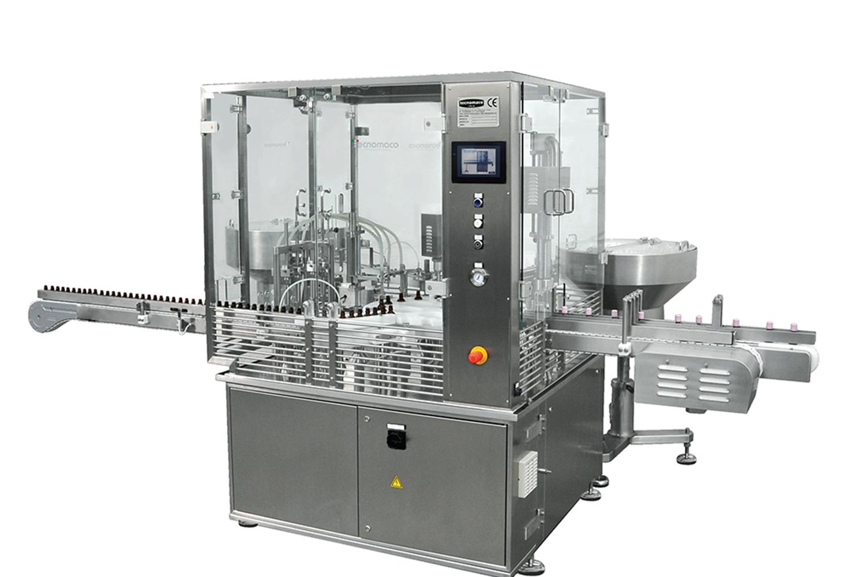 Maquinaria de producción y empaque